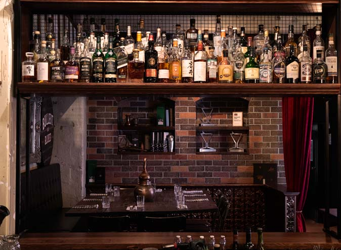Boilermaker House – Whiskey Bars