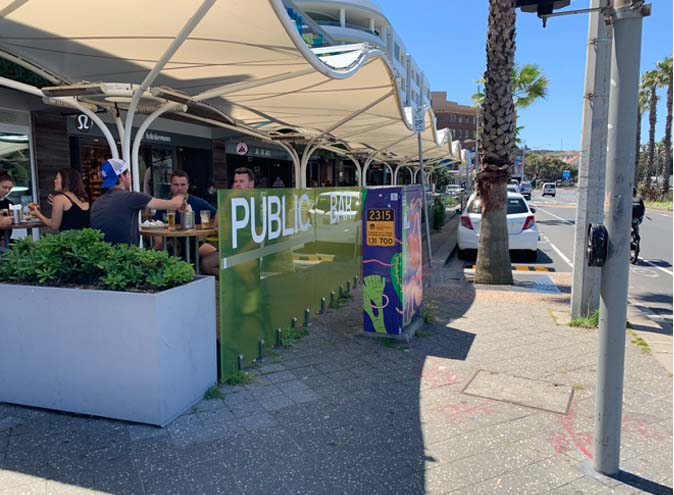 Bondi Beach Public Bar <br/> Beachside Venue Hire