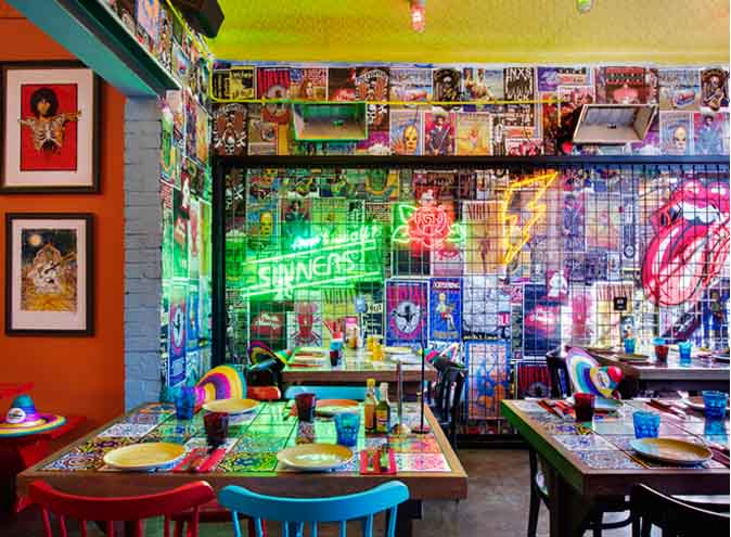 El Camino Cantina – Mexican Bars
