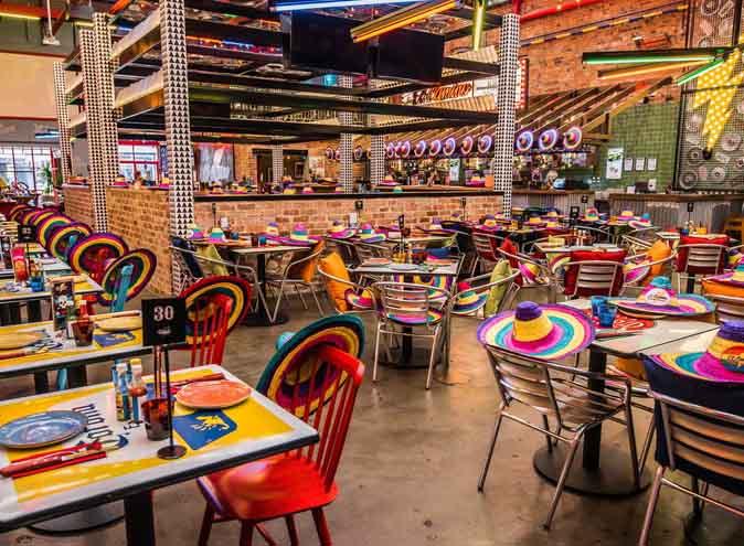 El Camino Cantina <br/>Best Mexican Bars