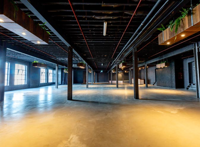 The Facility – Blank Canvas Venues
