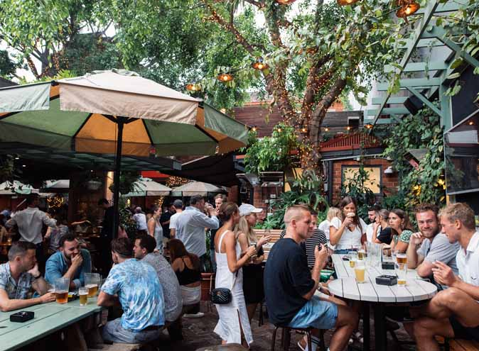 The Golden Sheaf – Best Beer Gardens