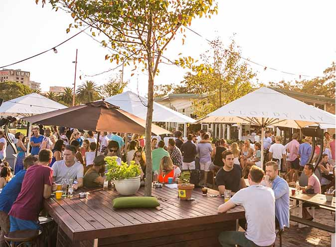 The Greens North Sydney <br/> Outdoor Function Venues