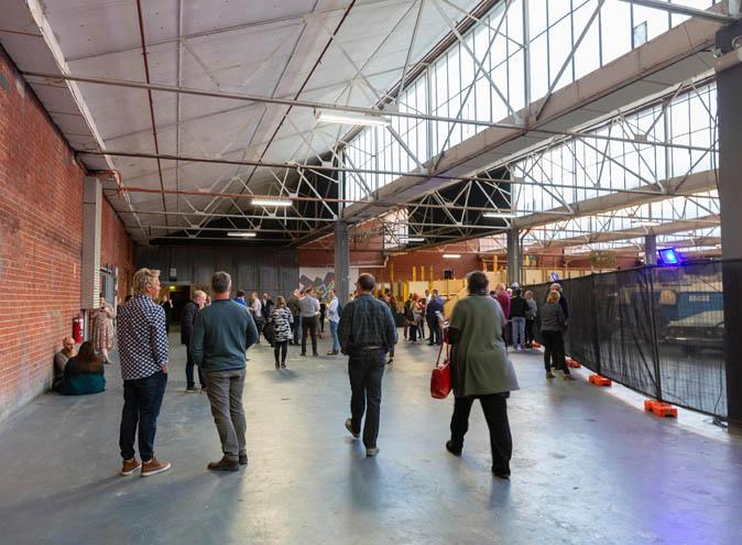 Hoi Polloi <br/> Warehouse Function Venues