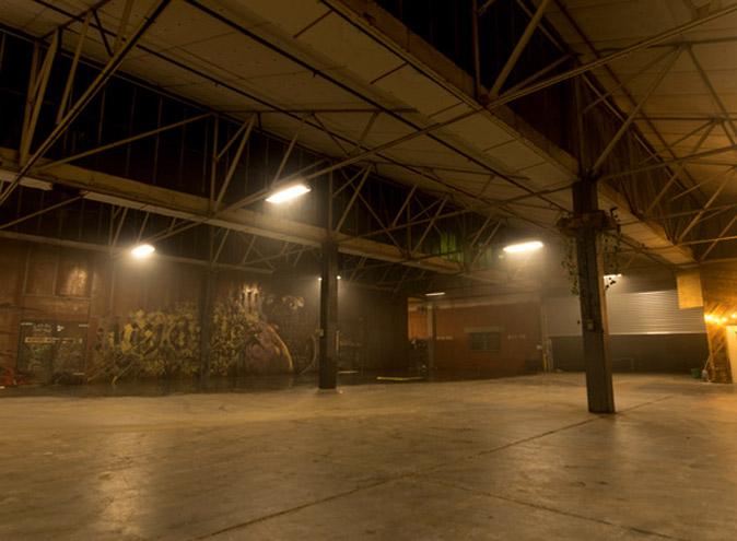 Hoi Polloi <br/> Blank Canvas Venues