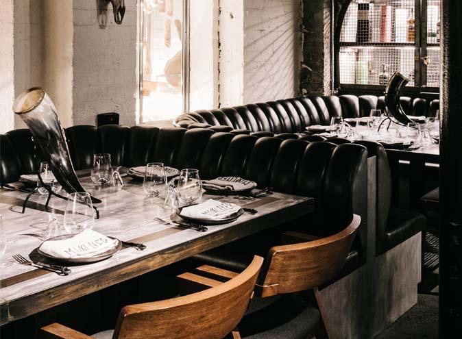Mjølner Sydney – Modern Norse Restaurants