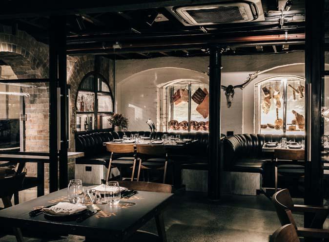 Mjølner Sydney <br/> Modern Norse Restaurants