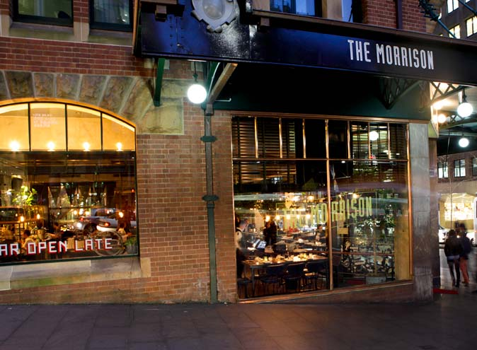 Morrison Bar & Oyster Room – Top Bars