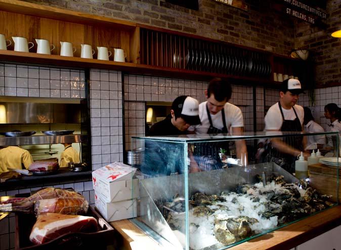 Morrison Bar & Oyster Room – Restaurants