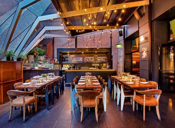 Morrison Bar & Oyster Room – Functions