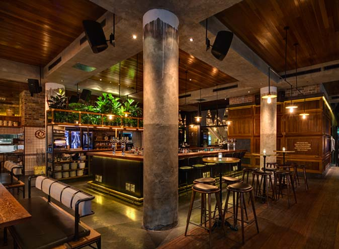 Morrison Bar & Oyster Room – Functions