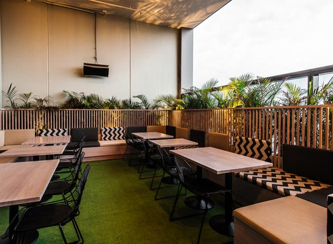 Nick & Nora's <br/> Rooftop Function Venues