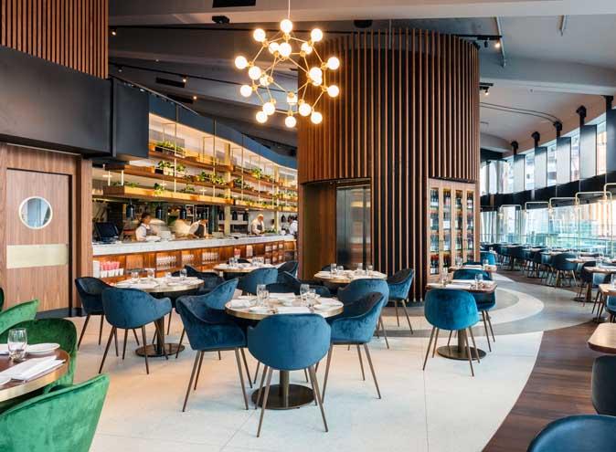 Rosetta Sydney – Top Bars
