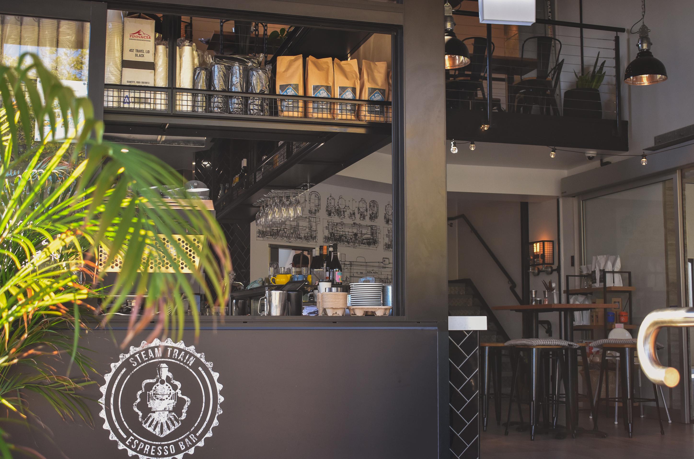 Steamtrain <br/> Top Bars Brisbane