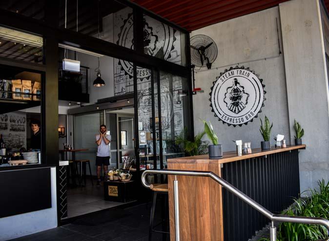 Steamtrain <br/> Best Cafes & Restaurants