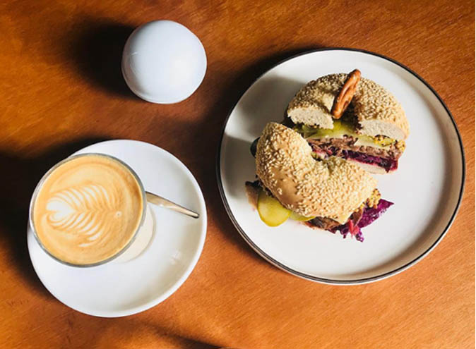 Take Two –  Brunswick Coffee & Bagels