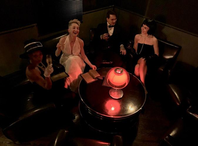 Tusk High Bar – Intimate Bars