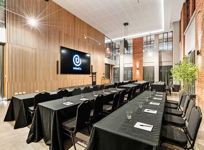United Co. – Corporate Function Venue