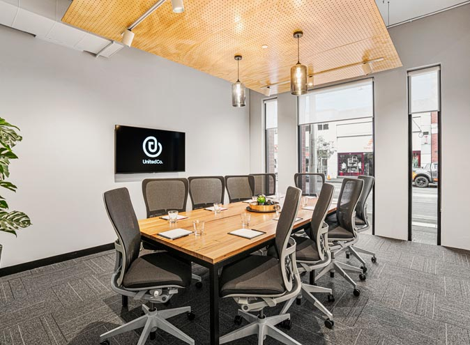 United Co. <br/> Corporate Function Rooms