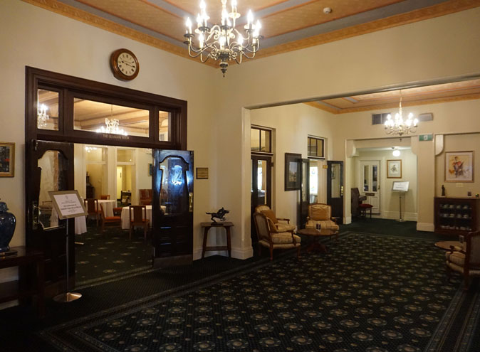 United Service Club QLD Inc – Unique Venues