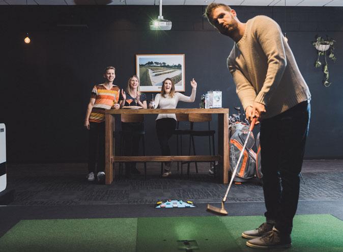 X-Golf – Entertainment Venues