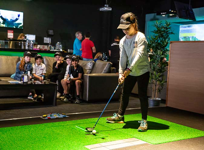 X-Golf – Entertainment Venues