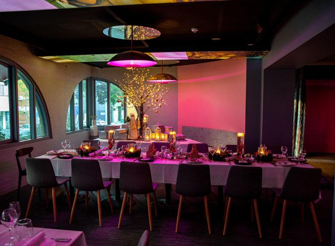 Restaurant Indriya – Fusion Restaurants