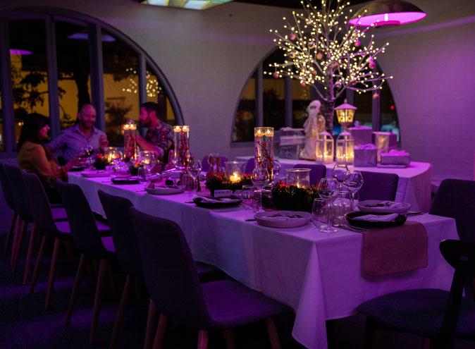 Restaurant Indriya <br/> Intimate Function Rooms