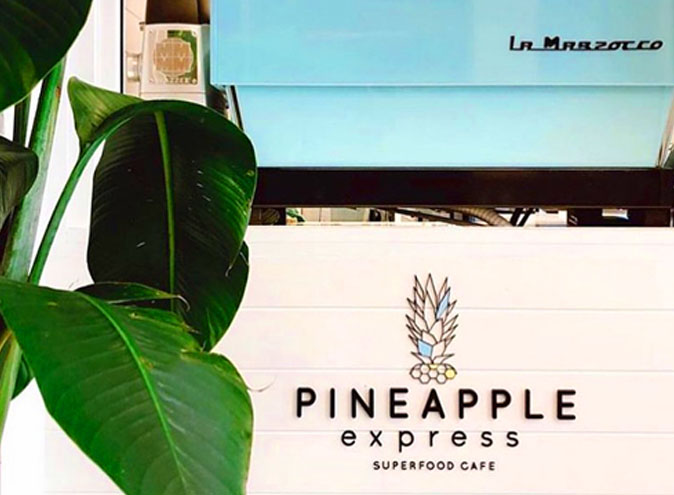 Pineapple Express Superfood Cafe- Nutritious Cafes