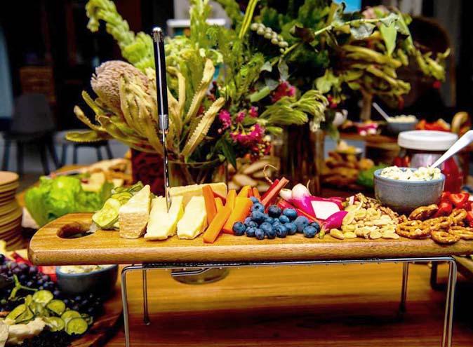 The Social Food Project Prahran Market pop up venue workshops classes sustainable demonstrations tastings Melbourne 005