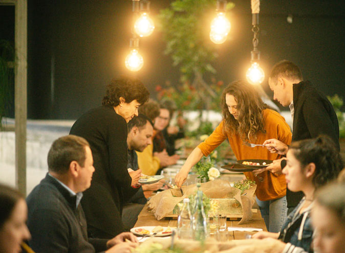 The Social Food Project Prahran Market pop up venue workshops classes sustainable demonstrations tastings Melbourne 006