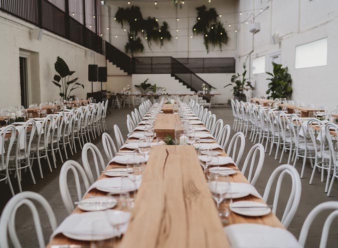 The Wool Mill function rooms Melbourne Brusnwick East venue large warehouse blank canvas wedding engagement party corporate big event spacious nice 004 3