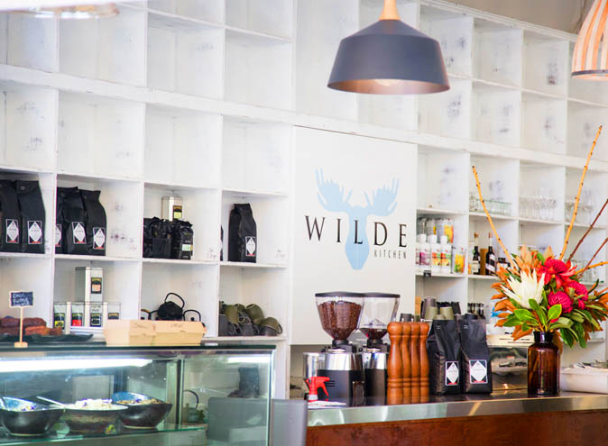 Wilde Kitchen- Organic Cafes