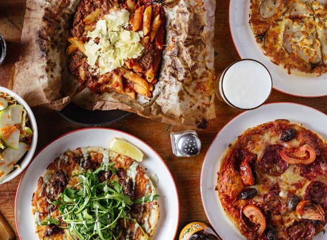 banff cafe restaurant st kilda pizza gluten free5