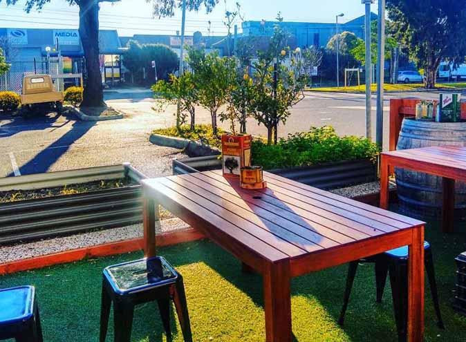 ciccio pizza pascoe vale italian restaurant restaurants outdoor seating authentic 002