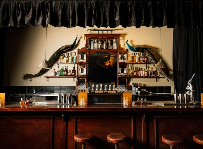 The Everleigh <br/> Best Cocktail Bars