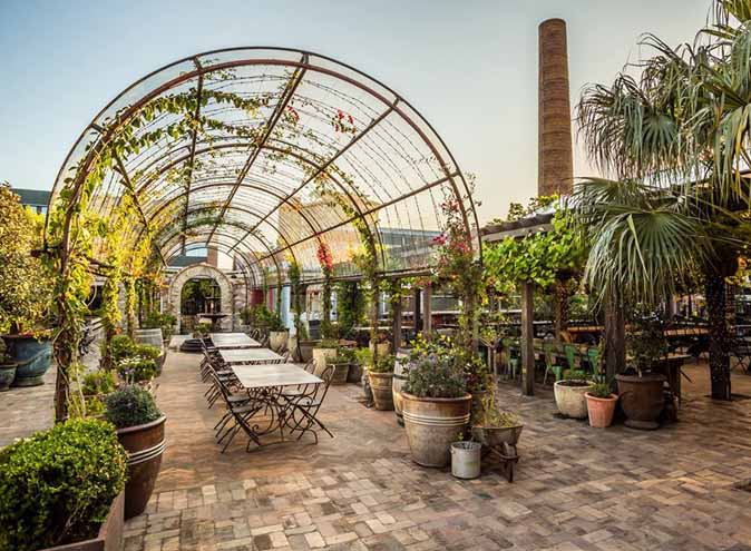 The Grounds of Alexandria – Lush Restaurants