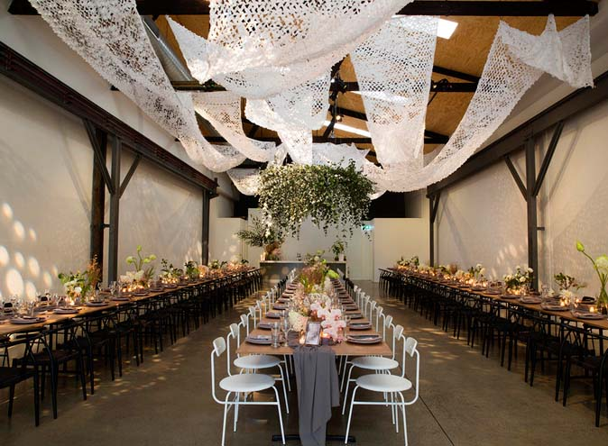 Two Ton Max <br/> Warehouse Function Venues