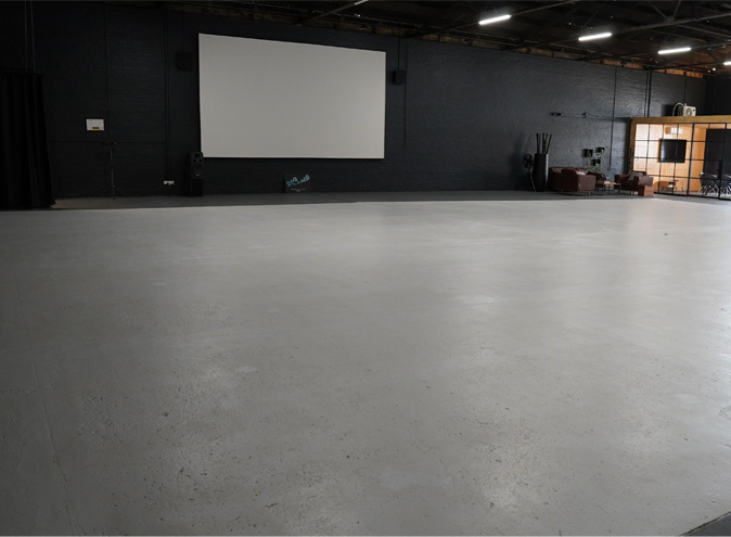 BigPlans Space  – Warehouse Venue Hire