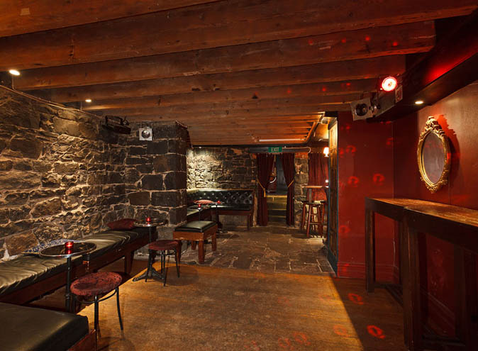 Caz Reitop's Dirty Secrets <br/> Small Function Rooms