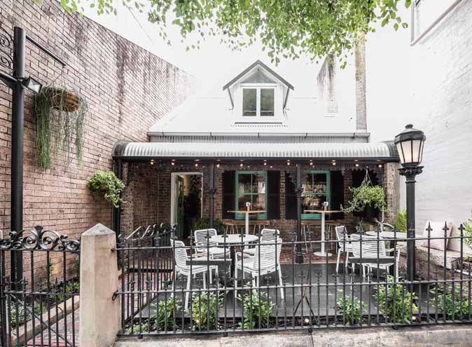 The Charleston – Modern Restaurants