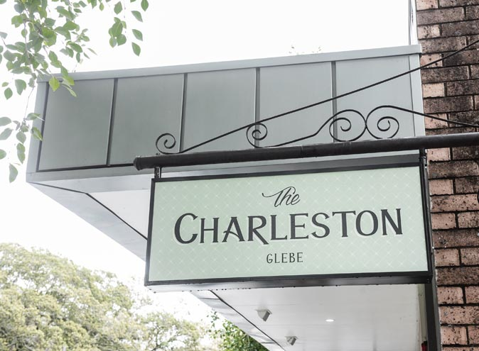 The Charleston – Intimate Function Hire