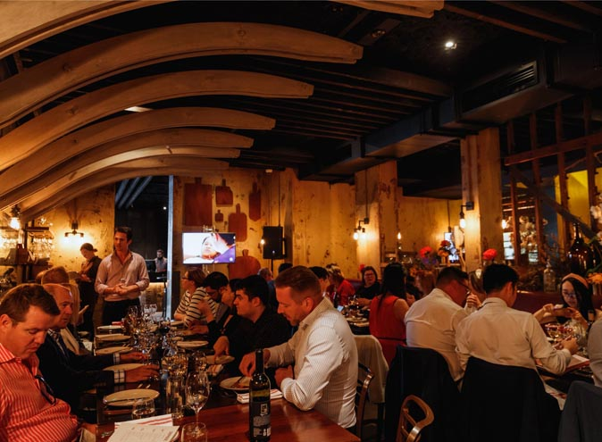Chophouse Sydney <br/>Best After Work Bars