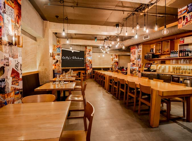 Cubby's Kitchen – Lebanese Restaurants