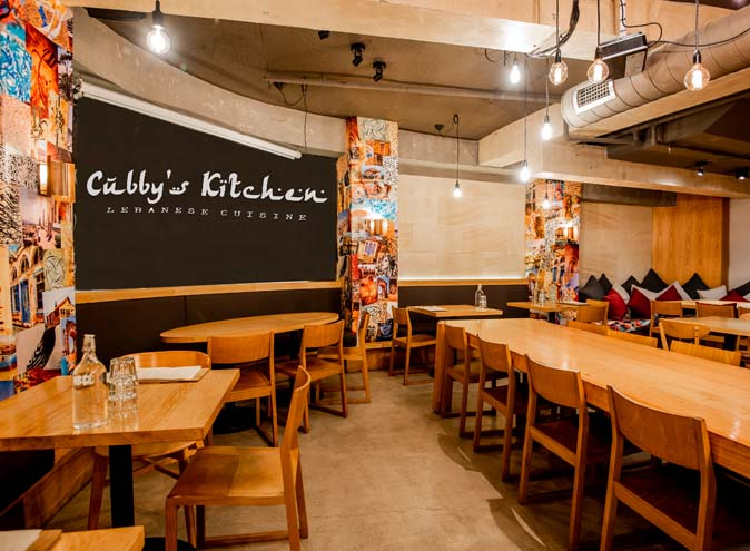 Cubby's Kitchen <br/> Small Function Venues