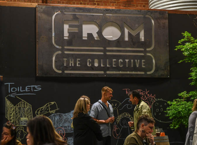 From the Collective – Warehouse Venues