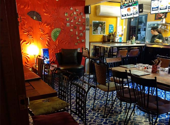 Macondo Cafe <br/> Best Colombian Restaurants