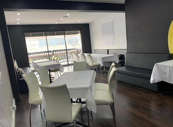 Manhattan Restaurant – Modern Indian