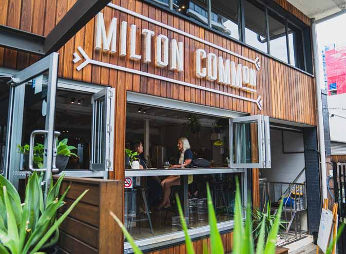 Milton Common – Brewery Bars