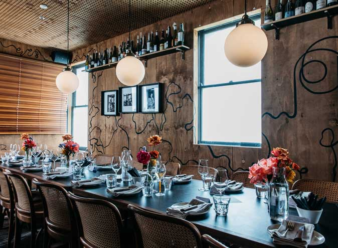 Paddo Inn – Modern Australian Pub